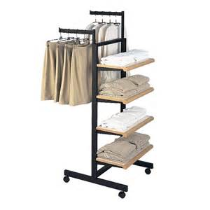 clothing shelves and racks clothing display rack with shelves subastral