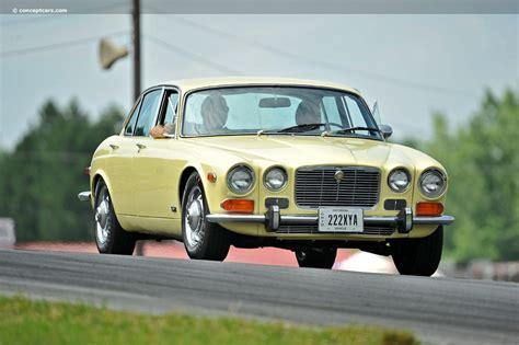 jaguar sj6 1973 jaguar xj6 pictures history value research news