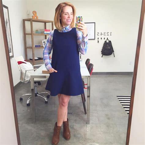 plaid shirt navy blue dress shift dress peplum skirt