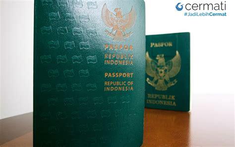 cara membuat paspor dan visa ke korea keuntungan memiliki e paspor di indonesia dan cara