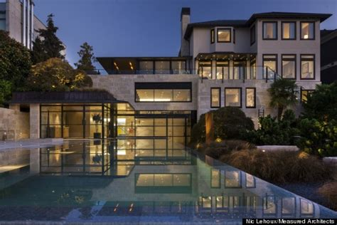 home house design vancouver this is not chip wilson s house but it s still exquisite