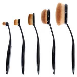 Paket B Kuas Makeup Brush Set 5pc 5pc Luminous Perfecting Curve Makeup Brush Kit