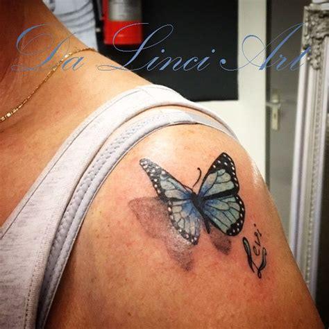 tattoo 3d nederland 3d butterfly tattoo made by linda roos da linci art