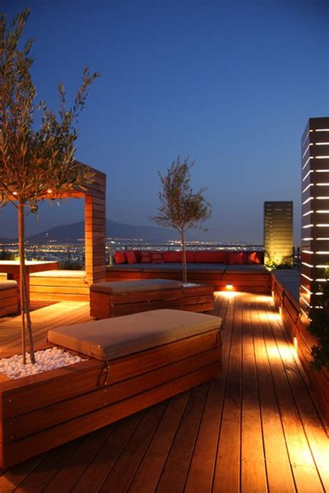 Learn About The Many Different Ways Of Lighting Your Terrace Outdoor Roof Lights