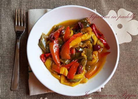 come cucinare i peperoni in padella peperoni in padella in cucina con peppa