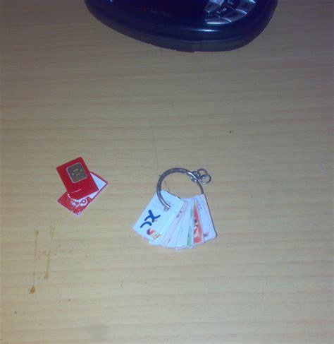 membuat gantungan kunci dari bambu membuat gantungan kunci dari simcard bekas blogmobie