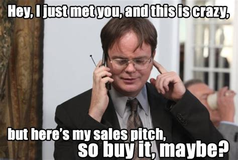 Cold Calling Meme - 5 killer ways to generate demand justify your sales call