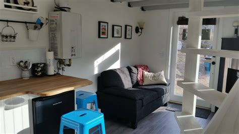 esket tiny house the esk et tiny house is a gorgeous work of art and has a