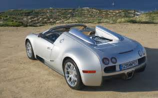 Silver Bugatti Veyron Bugatti Veyron Silver Cool Car Wallpapers