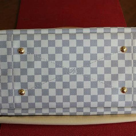 Iphone 5c Lv Louis Vuitton Damier Azur Pattern Hardcase louis vuitton damier azur artsy mm hobo bag on storenvy
