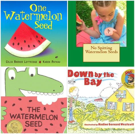 the watermelon books watermelon science tunstall s teaching tidbits