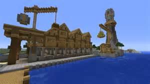 galerie screens de constructions diverses minecraft