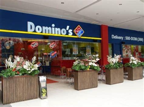 dominos pizza  sebuah rantai restoran berasal