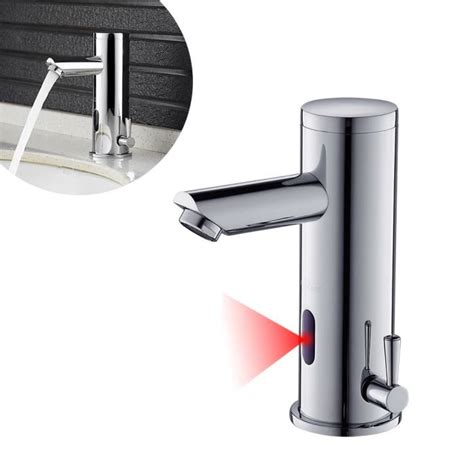 Robinet Automatique Infrarouge by Auralum Mitigeur Lavabo Automatique 224 Infrarouge Robinet