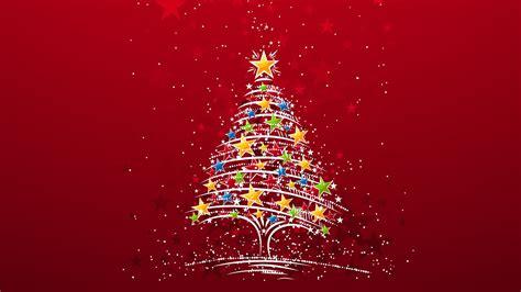 christmas tree stars hd wallpaper 187 fullhdwpp full hd