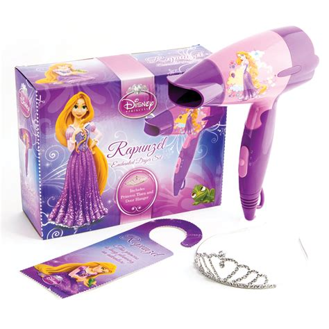 Hair Dryer Disney disney rapunzel enchanted dryer set ukappliancesonline