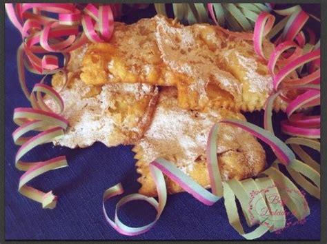 ricette mantovane ricetta lattughe mantovane di carnevale