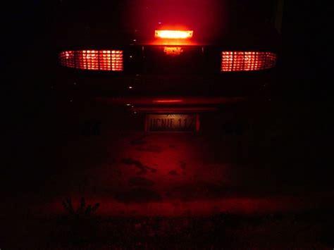 red neon lights on winlightscom deluxe interior