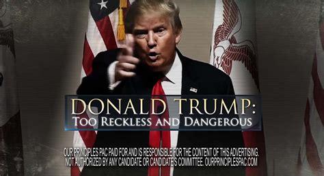 pac violent super pac ad hits trump on escalating violence politico