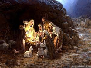 Baby jesus christmas nativity wallpapers 1024x768 sipping lemonade