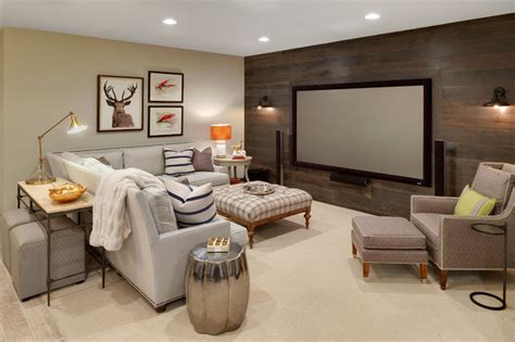 10 cool family basement designs wayzata cottage home new construction rustic