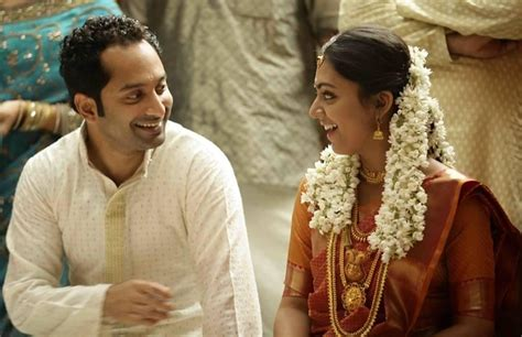 Pin Nazriya Nazim Marriage With Fahad Fazil In August Picture On | nazriya nazim and fahad fazil marriage nazriya nazim
