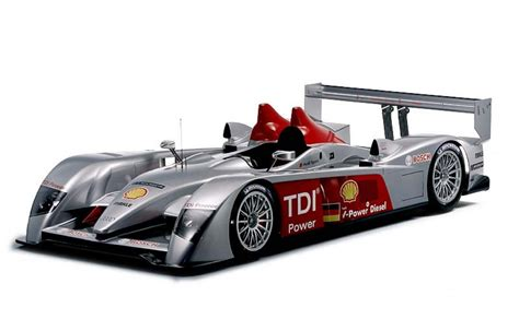 Audi diesel for Le Mans Pictures Evo