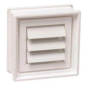 Images of Glass Block Window Vent