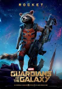 Groot rocket and gamora get new guardians of the galaxy posters
