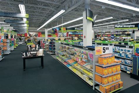 Staples Office Supply Store by Staples Office Supply Leed Gold Link Construction