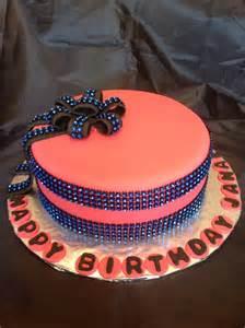 Birthday bling cakes i ve made pinterest