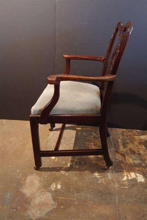 chinese chippendale style arm chair for sale at 1stdibs chinese export chippendale style armchair late 18th