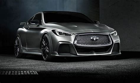 infinity project infiniti project black s hybrid performance coupe
