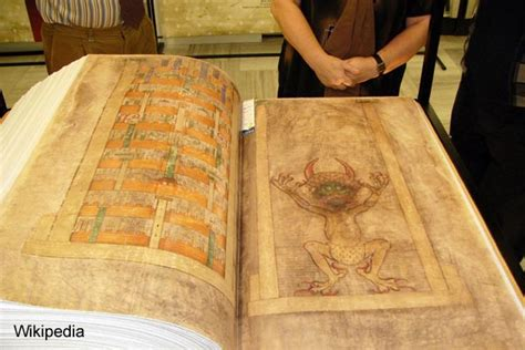 animal figures in the codices classic reprint books codex gigas the devil s bible the largest manuscript