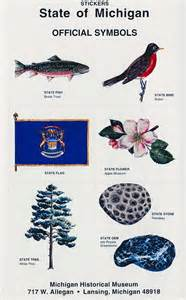 Best Photos of Michigan State Symbols   Virginia State Symbols