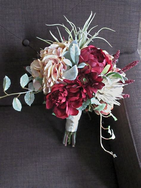 ready made bridal bouquets wedding bouquet sola wood succulent bouquet ready to