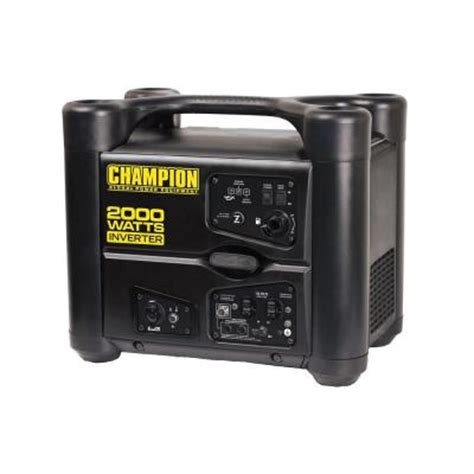 1 700 2 000 watt gasoline powered recoil start portable