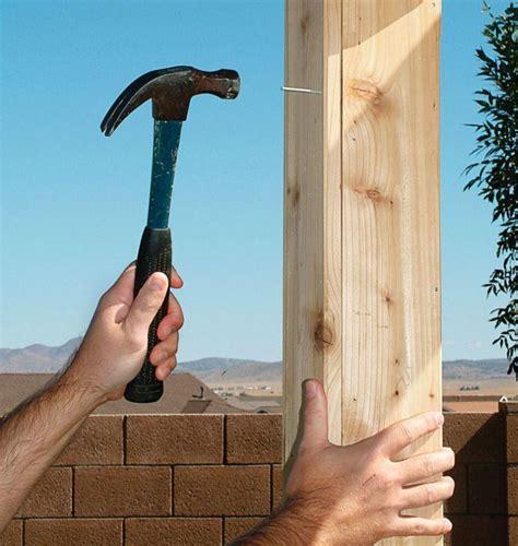 Comment Fabriquer Une Pergola by Fabriquer Une Pergola En Bois Comment Installer Des