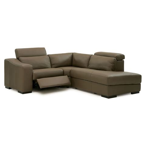 Reclining Sectional Furniture by Palliser 40640 Sectional Cortez Reclining Sectional