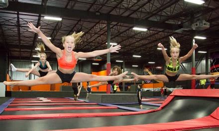 isaute centre de trampoline montreal deal   day