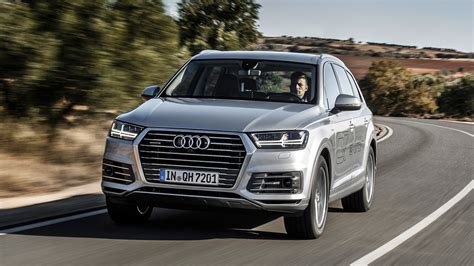 Audi Hybrid Q7 by Audi Confirms Q7 E Hybrid Will Be Sold In The Uk