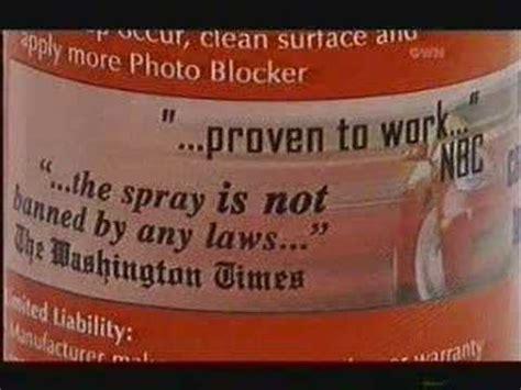 light spray mythbusters phantomplate photoblocker photo radar speed spray