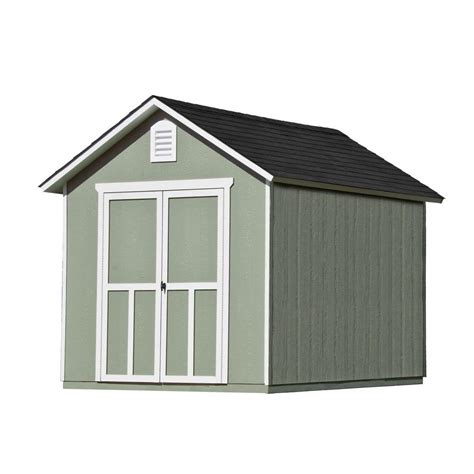 8 By 10 Shed
