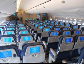 777 Interior Boeing Delivers Its 777 Airplane To Ethiopian Airlines