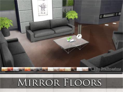pralinesims mirror floors