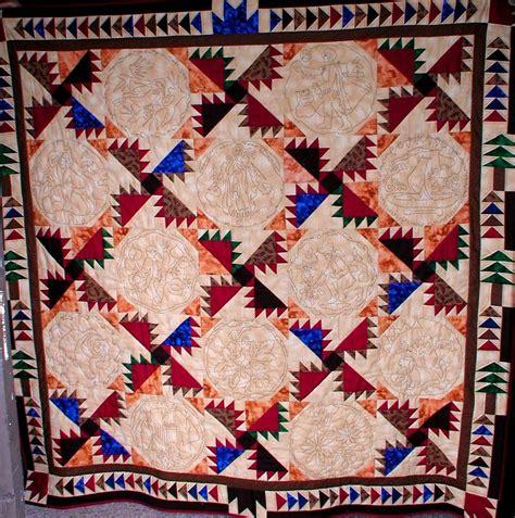 Lewis Quilts by Lewis Clark Trails Quilt Meadowlyon Designs