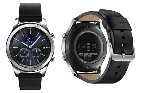 samsung gear mobile samsung gear s3 classic with 4g lte coming to at t t
