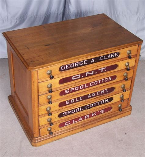 6 drawer spool cabinet bargain john s antiques 187 blog archive red glass six