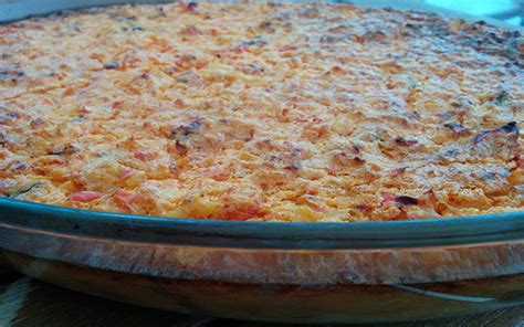 recette de gratin aux pommes de terre poivron et tomates