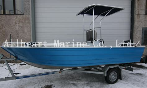 center console fishing boat companies 5m high quality cheap aluminum fishing boat with center